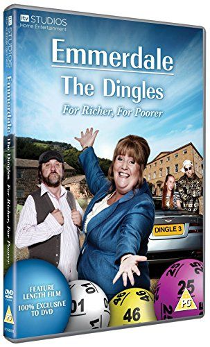 Emmerdale - Dingles for the rich for the poor [DVD]