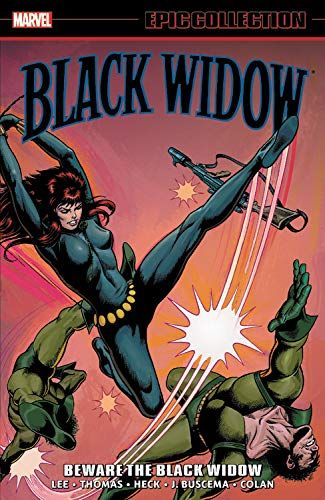 Black Widow Epic Collection: Beware of the Black Widow