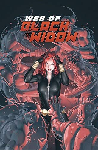 Web of Black Widow by Jody Houser