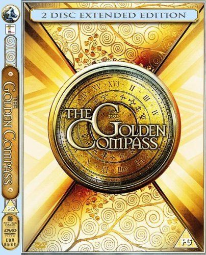 The Golden Compass DVD (Extended Two-Disc Edition)