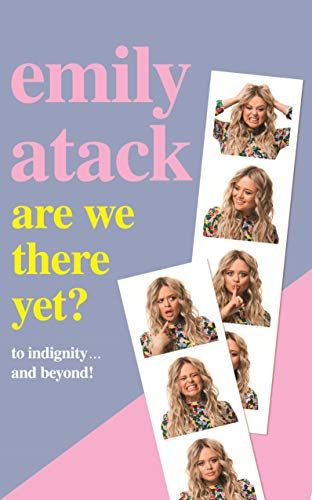 Emily Atack - Are we still here?