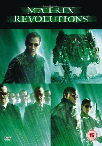 Matrix revolutions [DVD] [2003]