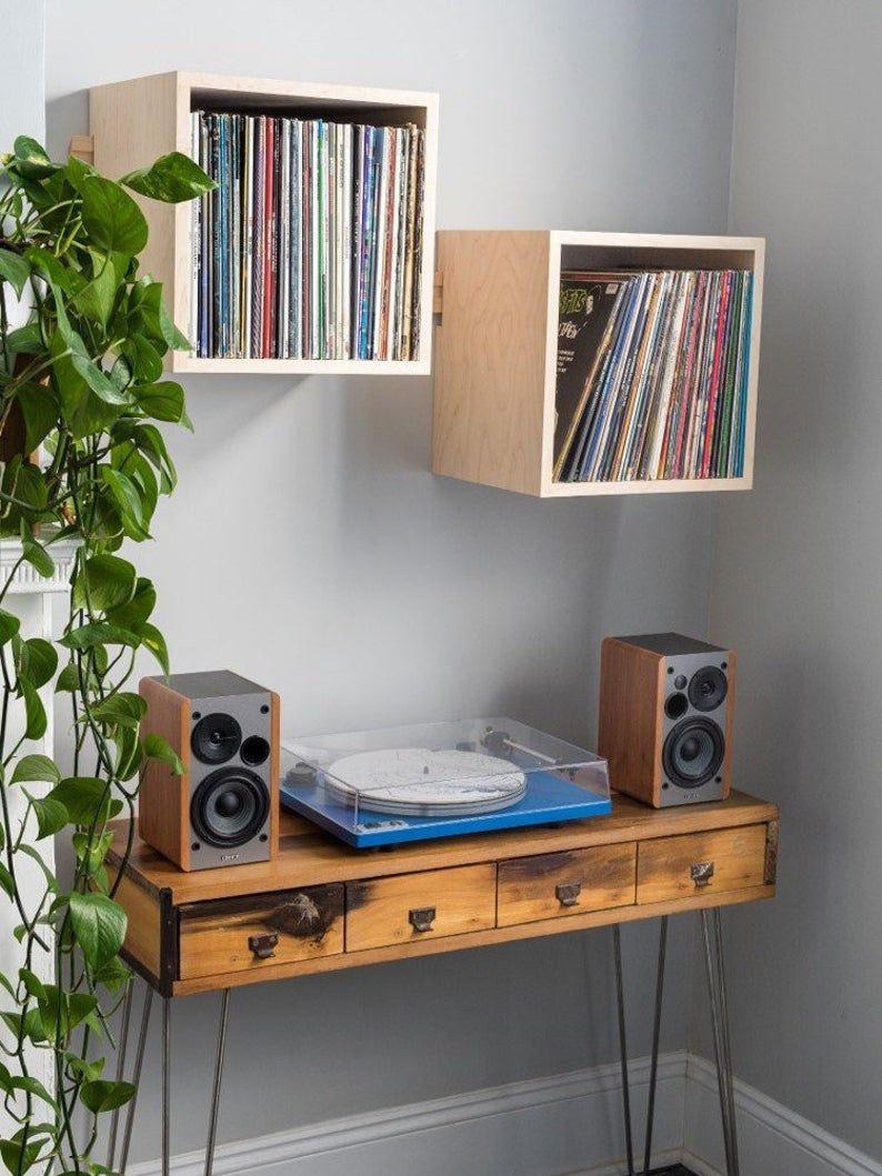 20 best vinyl record storage ideas