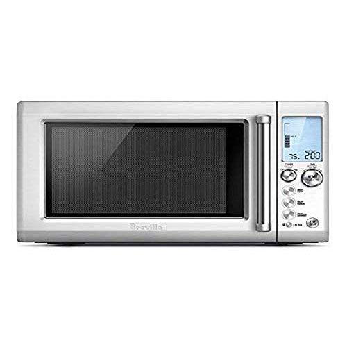 Microwave Intuitif Sentuhan Cepat Breville