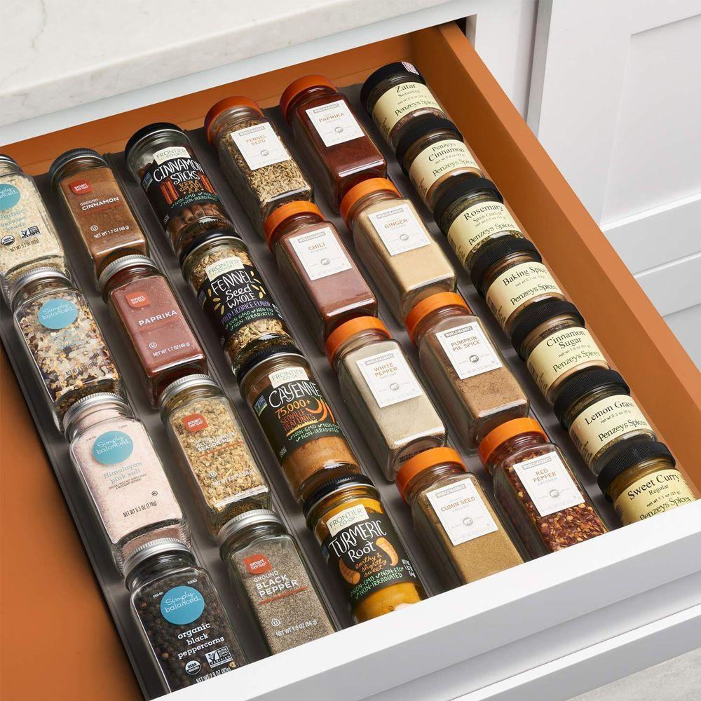 spiceliner spice drawer liner