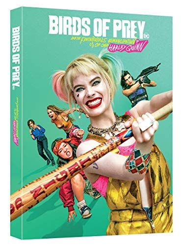 Birds of Prey (and the Fantabulous Emancipation of a Harley Quinn) [DVD] [2020]