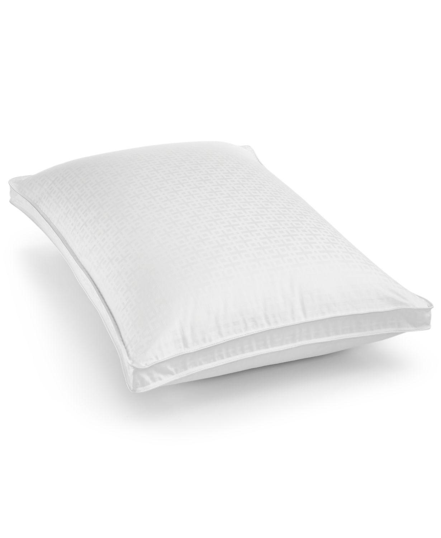 european white goose down medium pillow