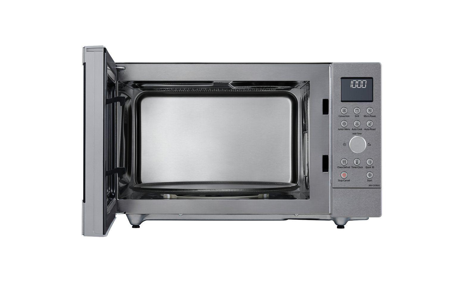 panasonic nn cd58js combination microwave