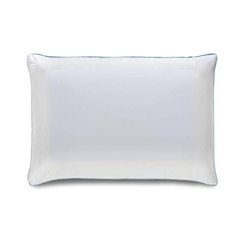 memory foam and cooling gel pillows