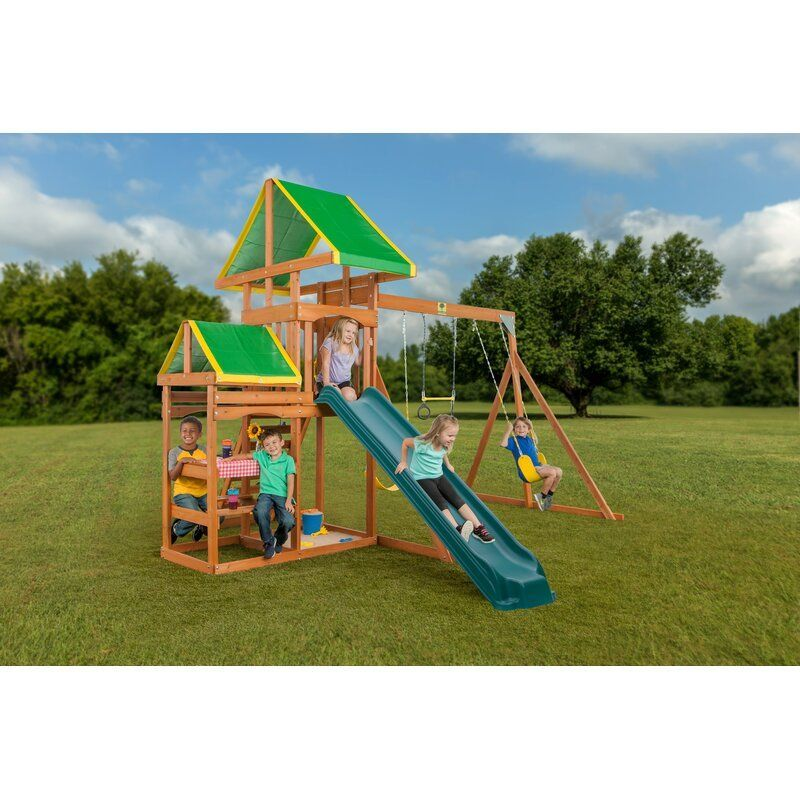 10 best swing sets for your yard 2021