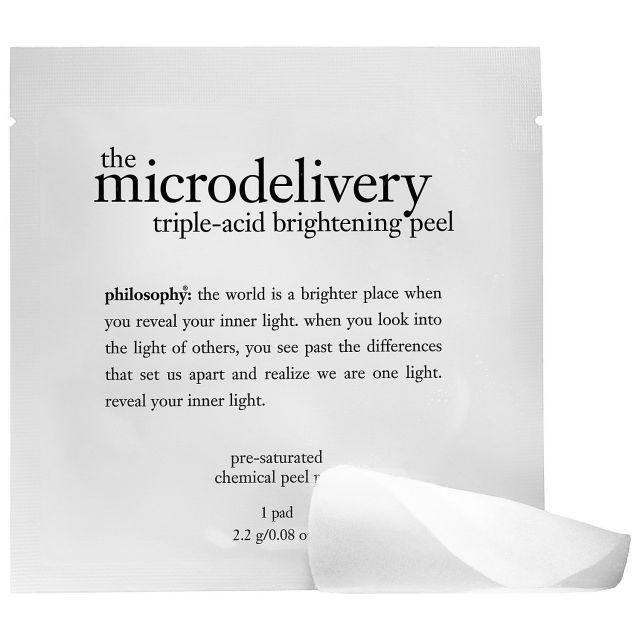 The Microdelivery Triple-Acid Brightening Peel