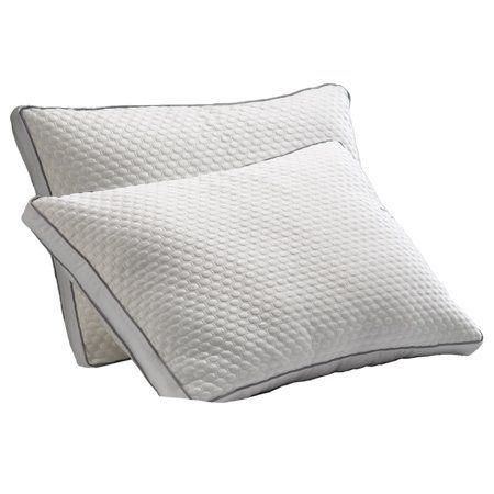 ella jayne arctic chill super cooling gel fiber pillow