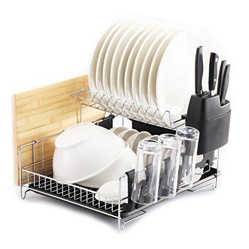 top rated dish drying racks