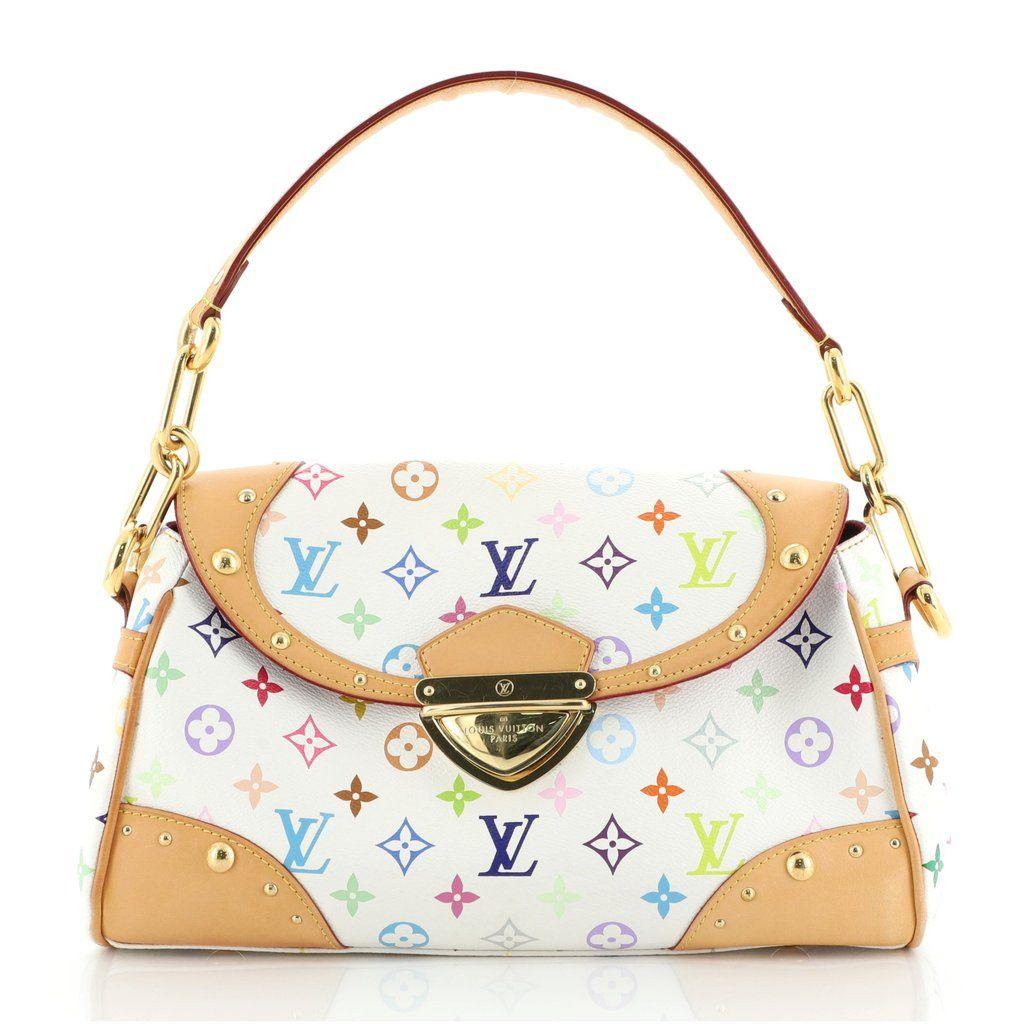 Beverly Monogram Handbag