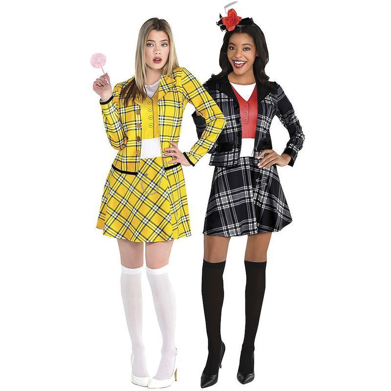 Our first year we were two sides of an oreo. 45 Best Friend Halloween Costumes For 2021 Diy Matching Outfits