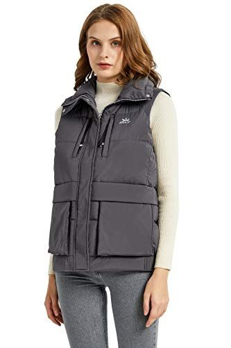 Women's Light Down Vest