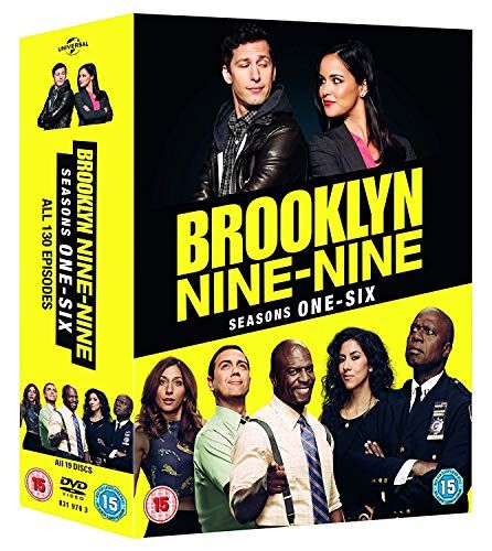 Brooklyn Nine Nine Season 1-6 [DVD] [2019]