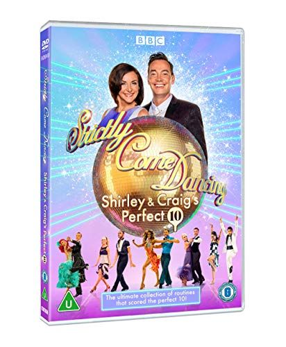 Strictly Come Dancing: Shirley et Craig's Perfect 10 [DVD]