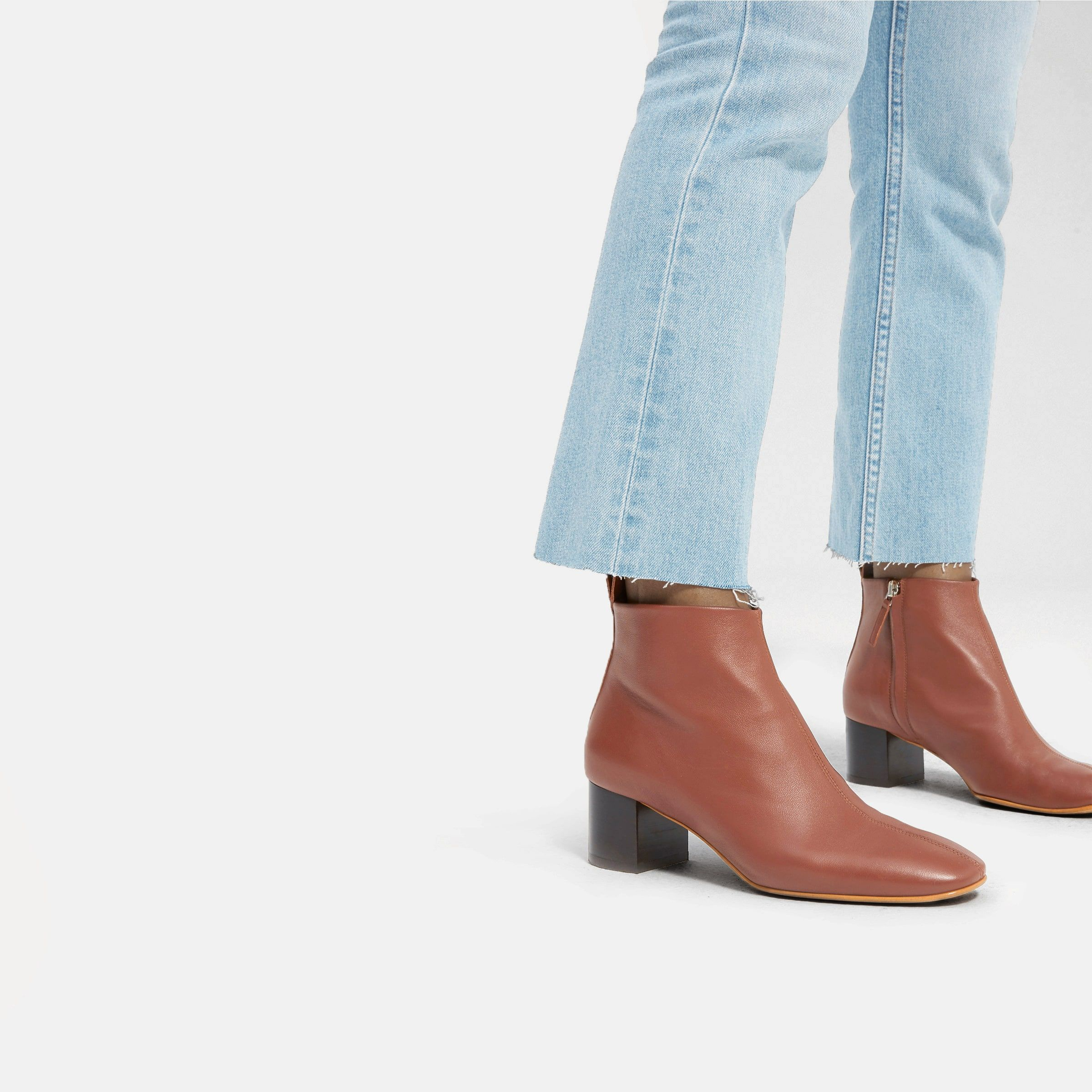 The Heeled Day Boot