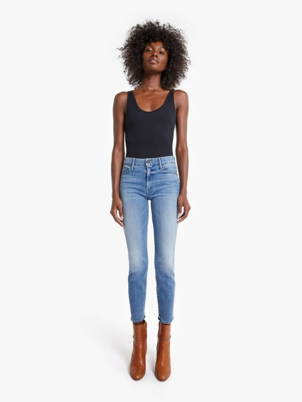 Looker Ankle Jeans