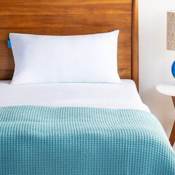 wayfair sleep cooling memory foam pillow