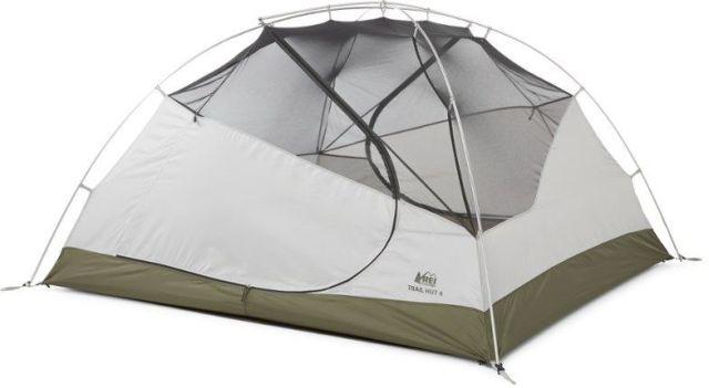 Trail Hut 4 Tent