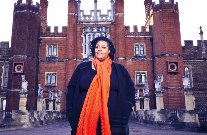 Black in Time: Black Super Brits Then and Now by Alison Hammond
