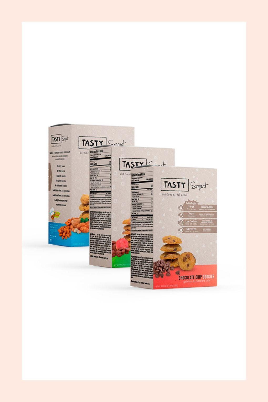 Tasty Cookies Bundle 3 Boxes