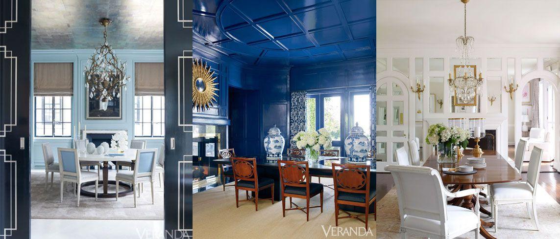 Designer Dining Rooms & Decor