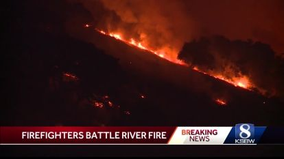 Thousands ordered to evacuate in Monterey County Saturday for River and  Carmel Fires