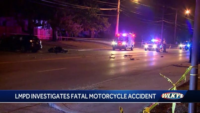 Police Investigating Fatal Motorcycle