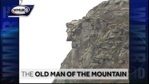 Suggest edits to improve what we show. Remembering The Old Man Of The Mountain 17 Years After Its Fall