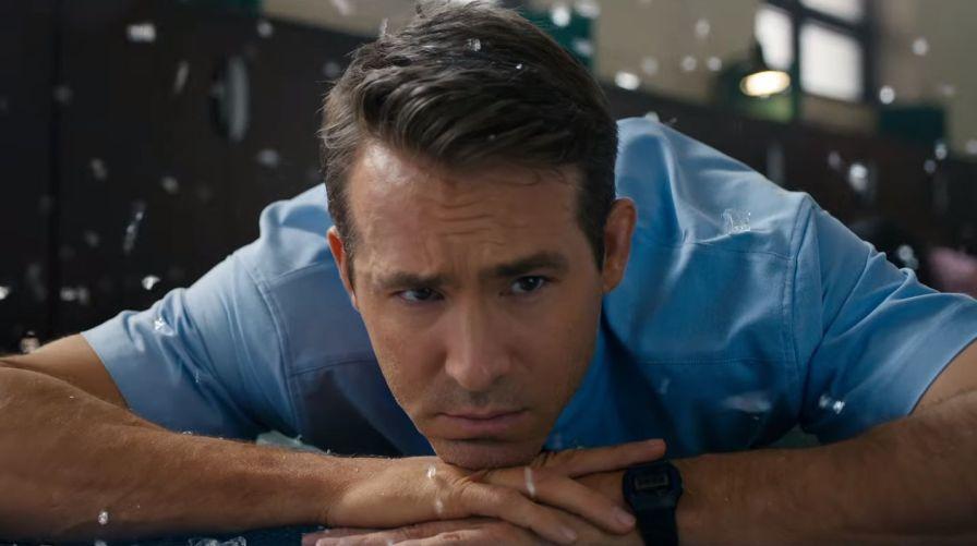 Ryan Reynolds, free guy