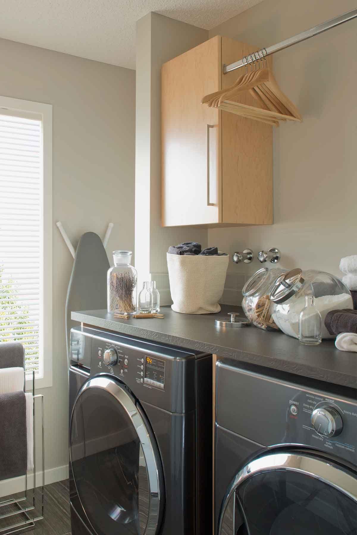 15 Laundry Room Storage and Organization Ideas - How To ... on Laundry Room Organization Ideas  id=74947