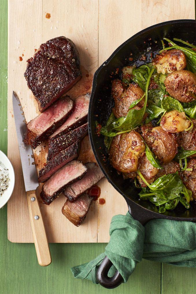 23 Easy Steak Dinner Recipes - How to Cook Steak