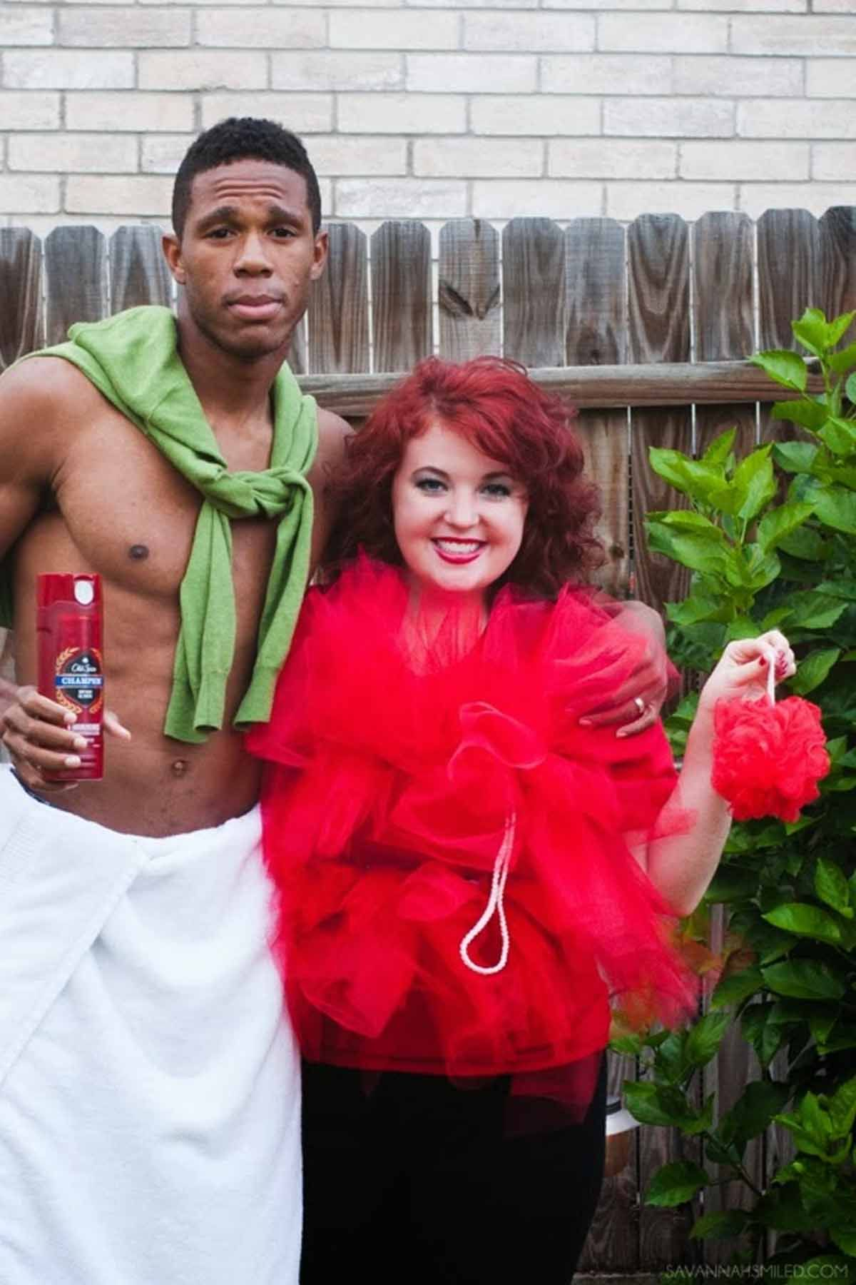 56 Cute Couples Halloween Costumes 2018 Best Ideas For Duo  sc 1 th 275 & Duo Halloween Costumes For Guys - drive.cheapusedmotorhome.info