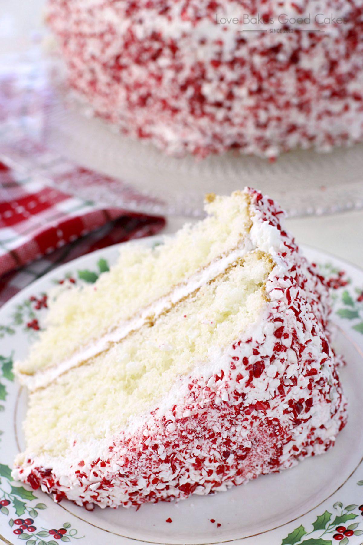 25 Easy Christmas Cake Recipes Best Holiday Cake Ideas