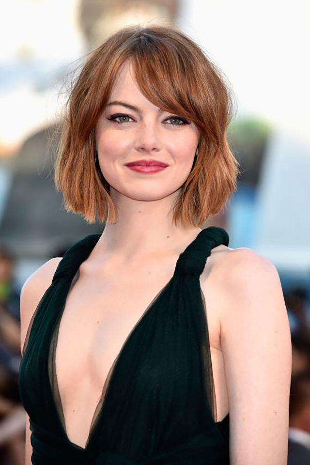 25 best hairstyles for round faces in 2019 - easy haircut