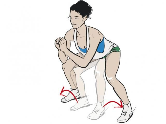 How To Do: Squat Jacks