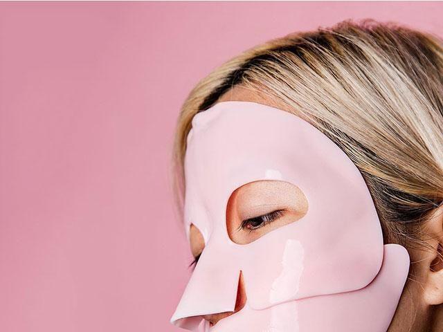 Try Sheet Masks Instead Of Face Masks