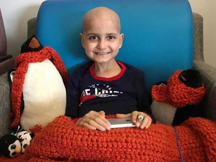 Cancer Patient Requesting Cards for Last Christmas