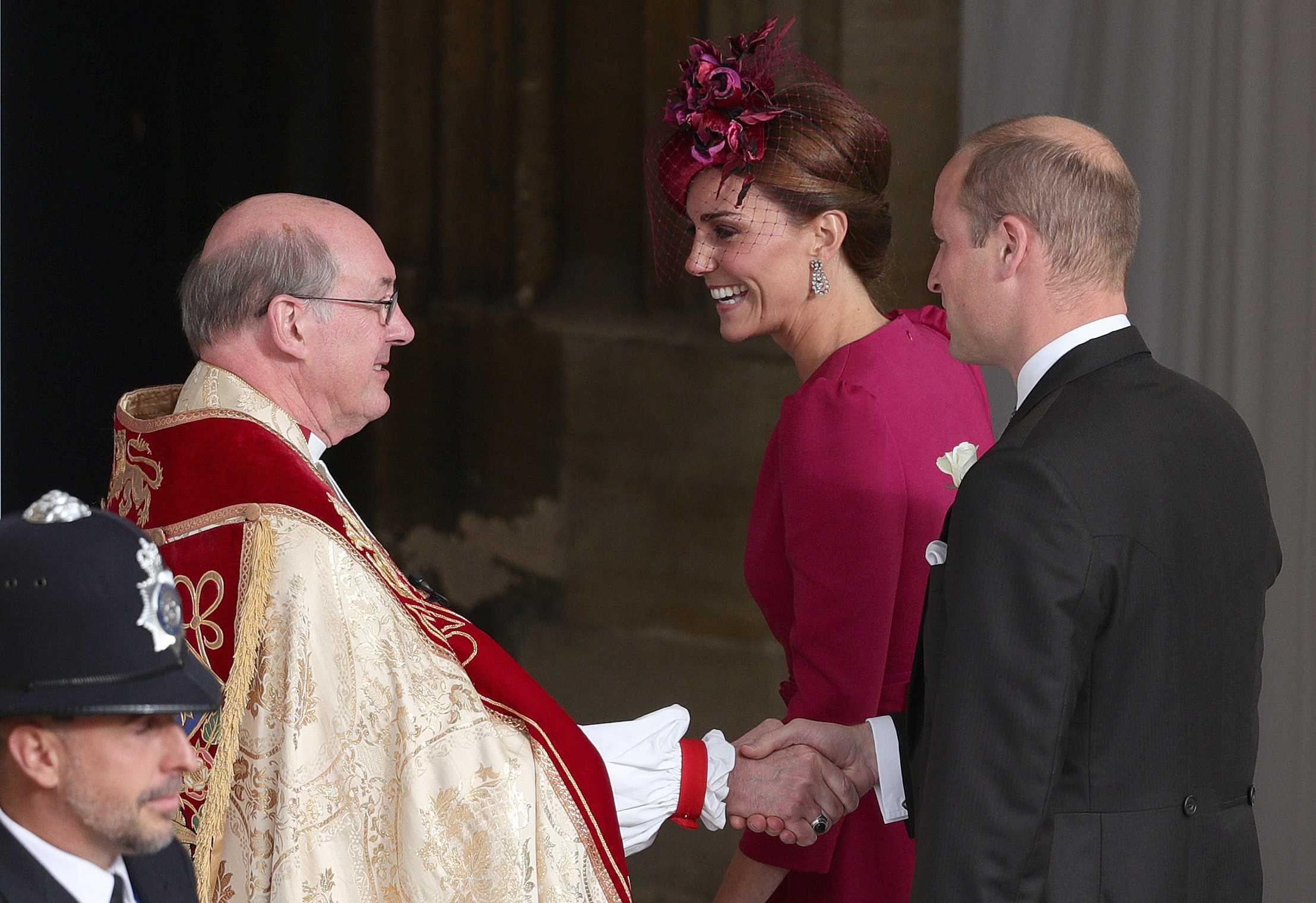 Princess Eugenie Jack Brooksbank Wedding Kate and William