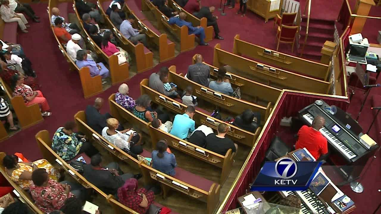Image result for church goers in their pews at church