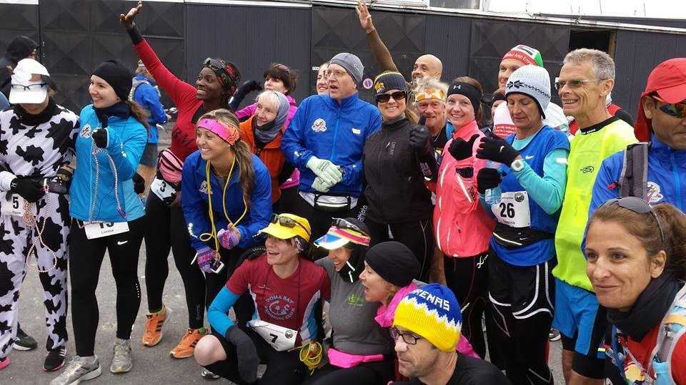 Images: Harford County woman competes in Triple 7 race