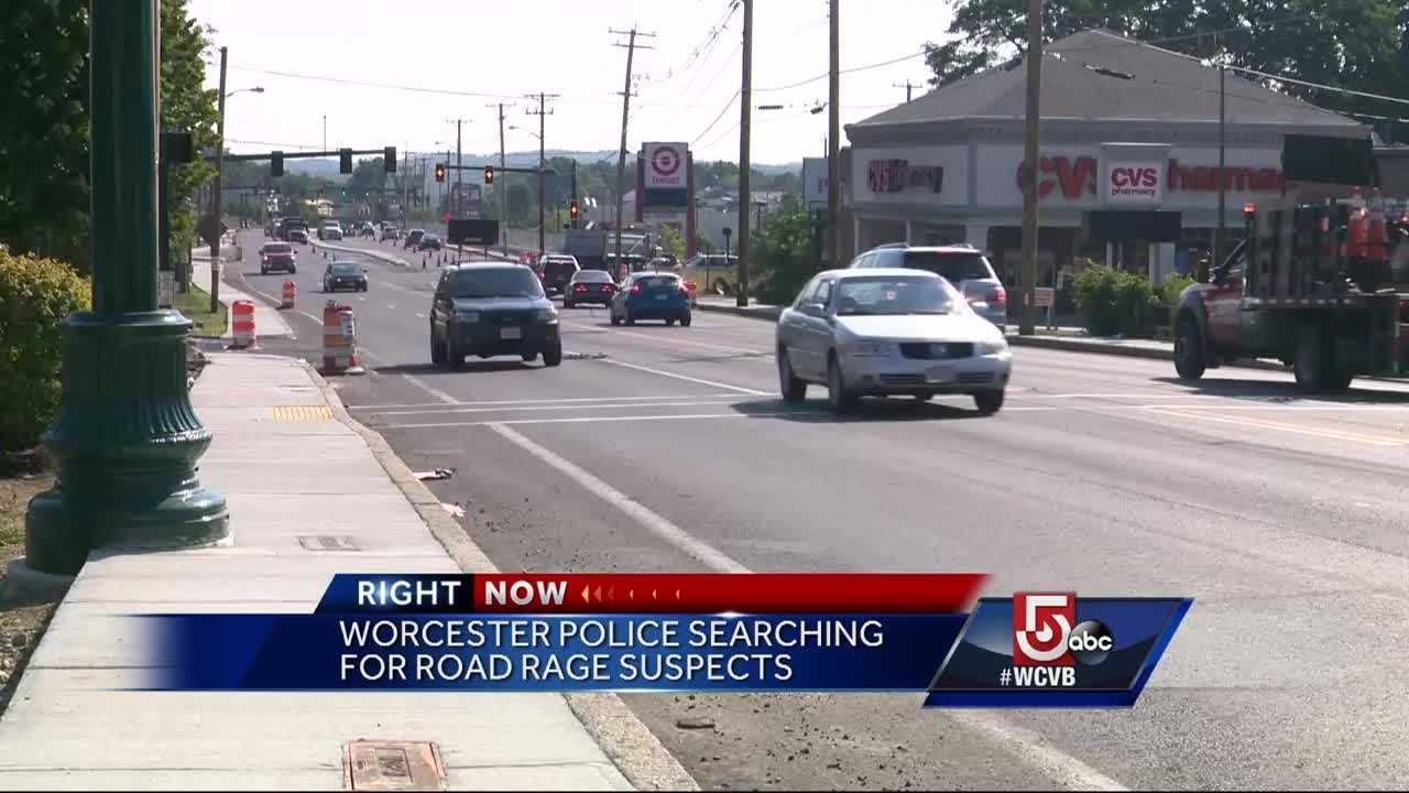 Police: Man stabbed several times in road rage incident