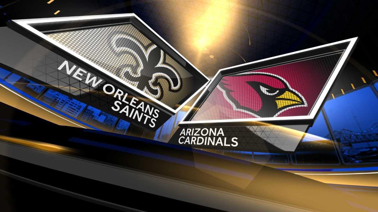 Image result for saints vs cardinals