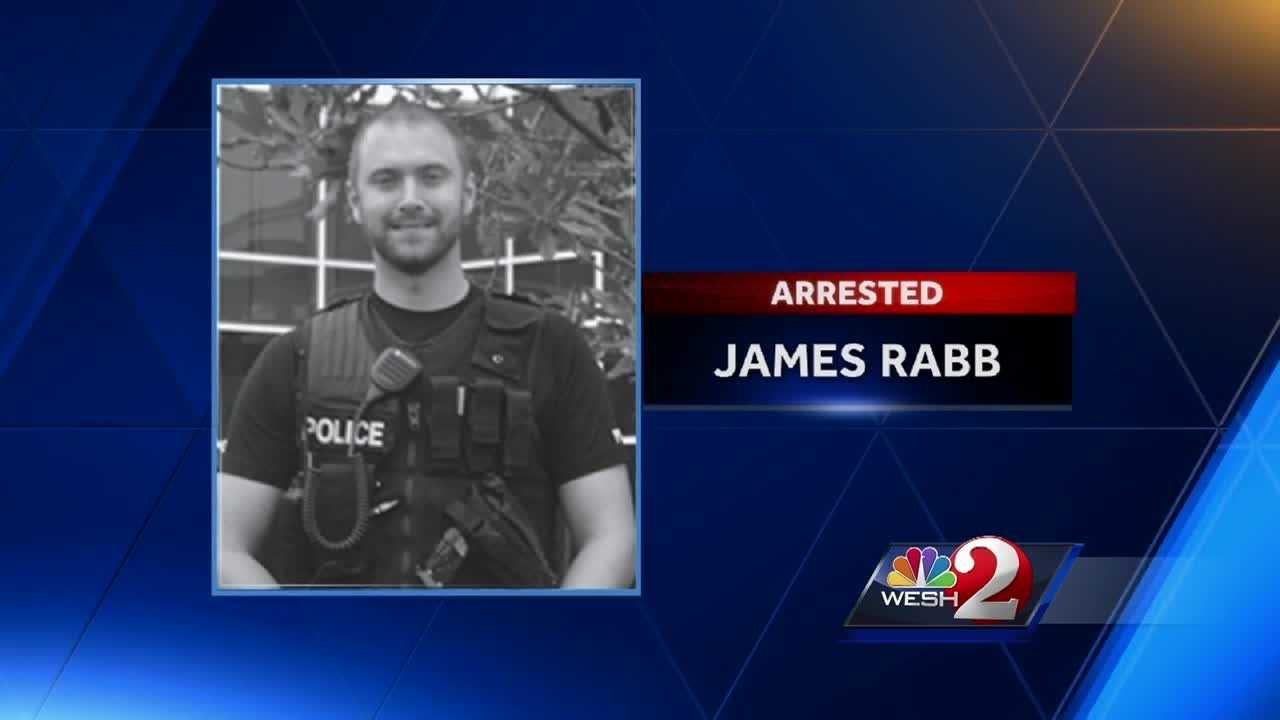 Kissimmee officer arrested, accused of sexual misconduct