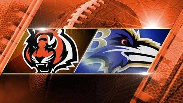 Image result for Bengals vs. Ravens