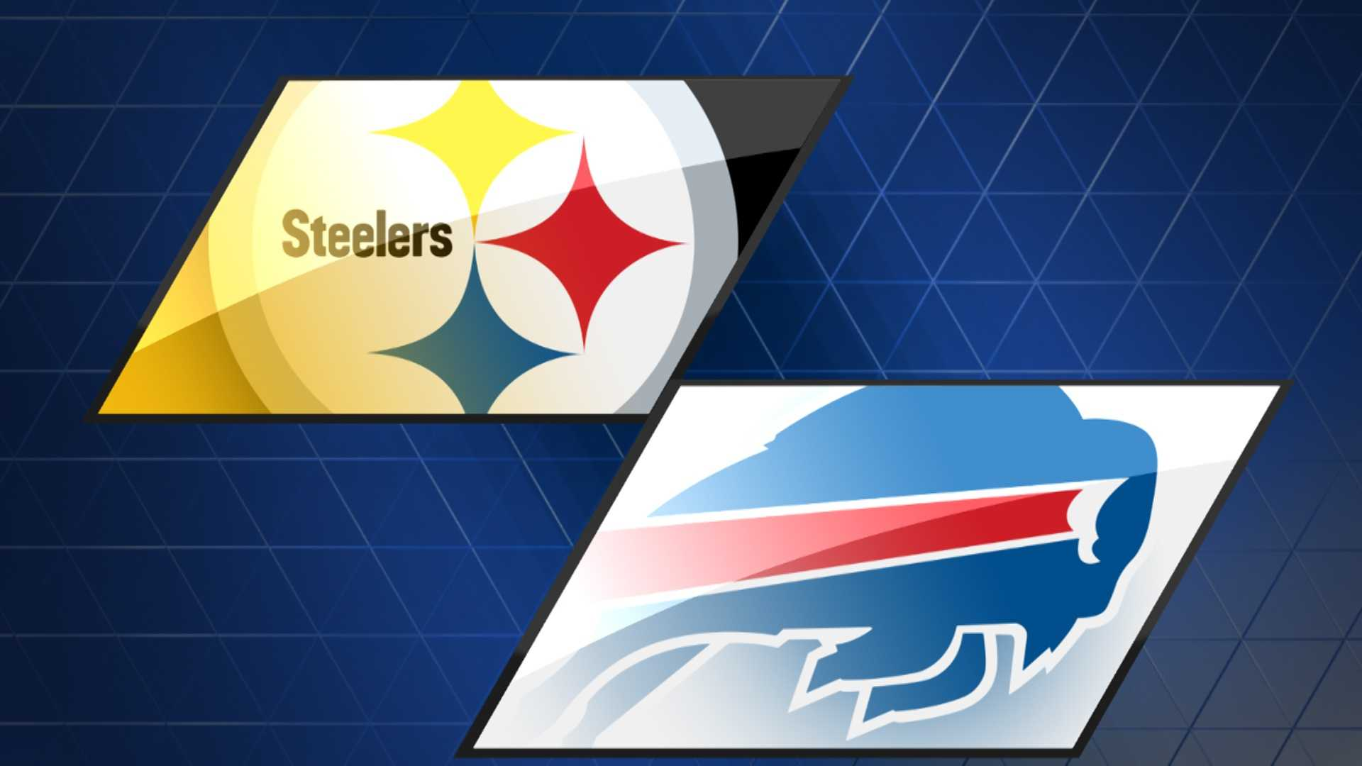 Image result for Steelers vs. Bills