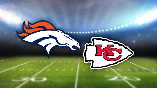 Image result for monday night football broncos vs chiefs